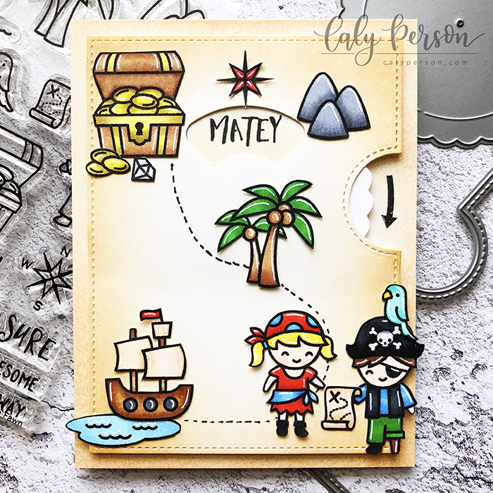 Ahoy, Matey 2