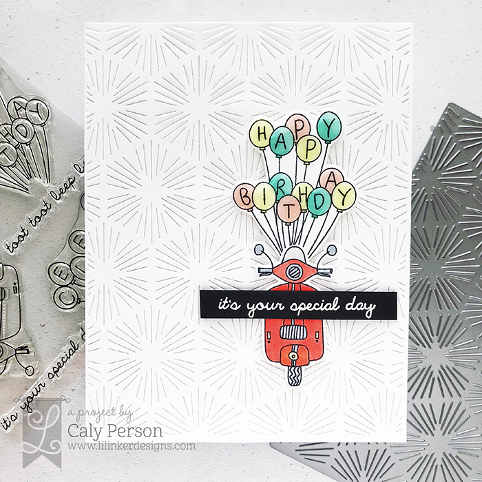 Caly - Scooter Balloons_So Stylish - WM