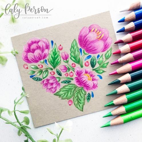 Love & Honey Coloring