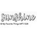 MFT Sunshine