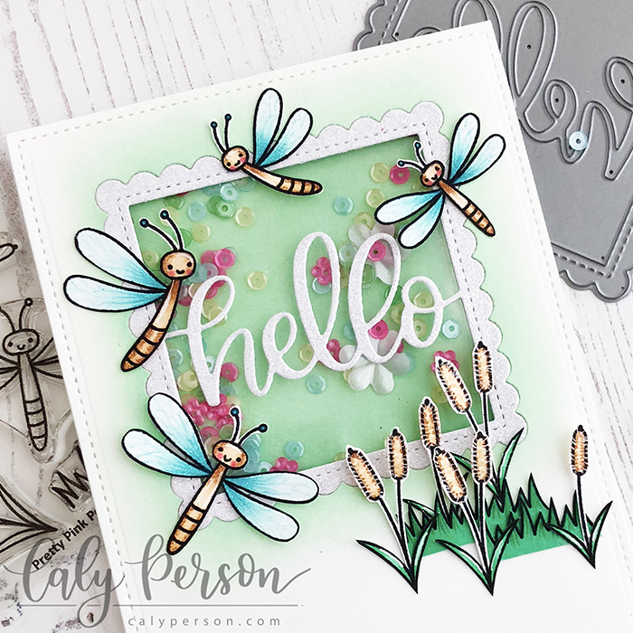 PPP Hello Darling Dragonflies 2