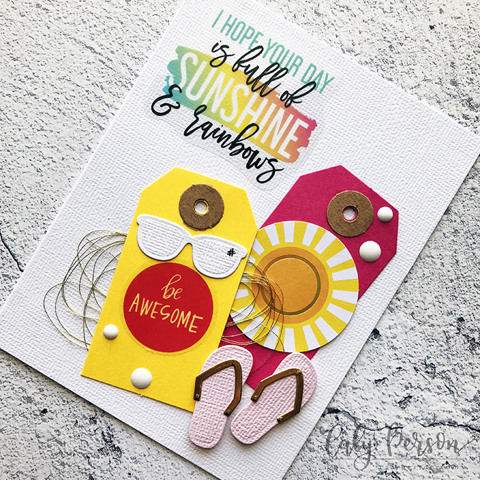 SB July Card Kit 2