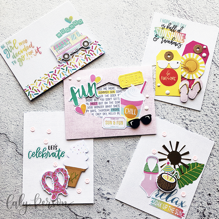 SB July Card Kit