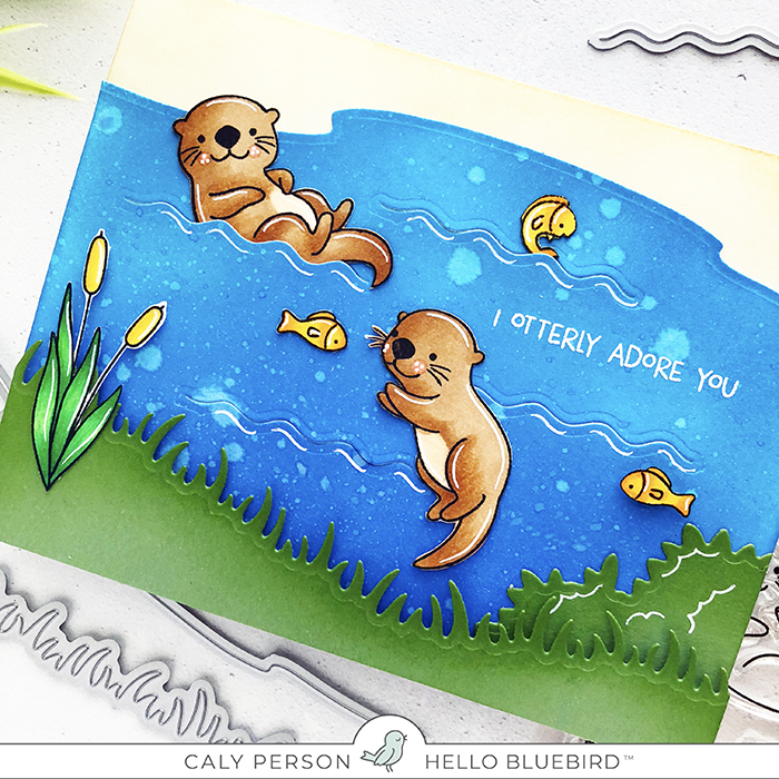 HB Otter Friends 1