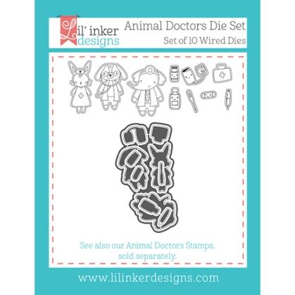 LID_Animal Doctors Die Set