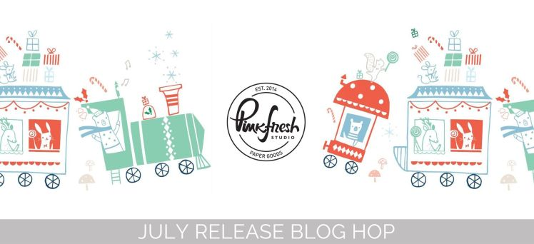 PFS July Release Blog Hop Banner