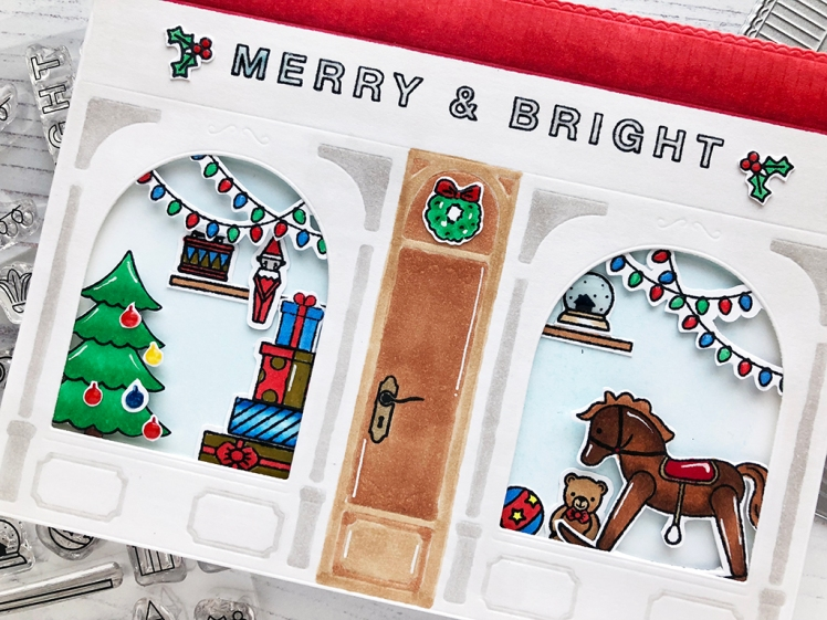 PFS Merry & Bright Toy Shop 1