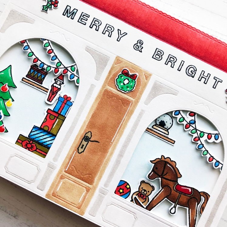 PFS Merry & Bright Toy Shop Sneek Peak