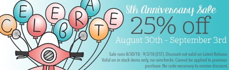 Carousel 2018 Birthday Sale