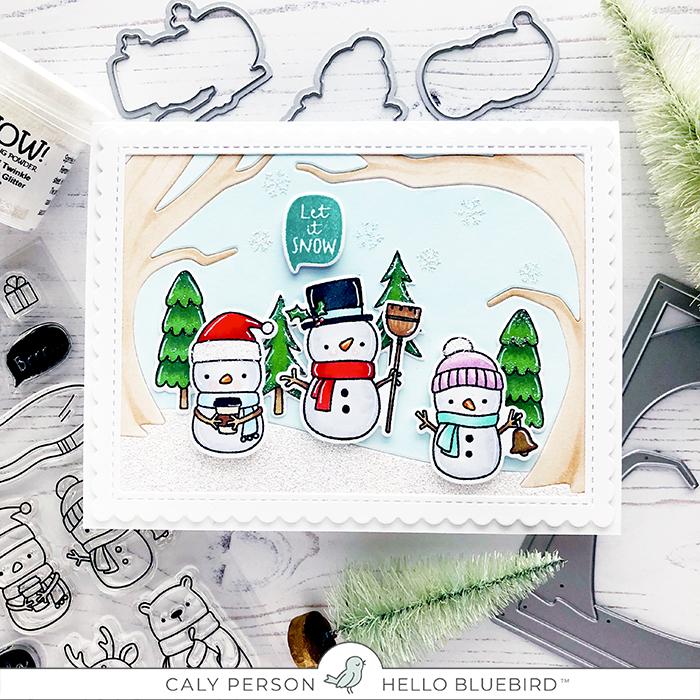 HB - Frosty Friends 1