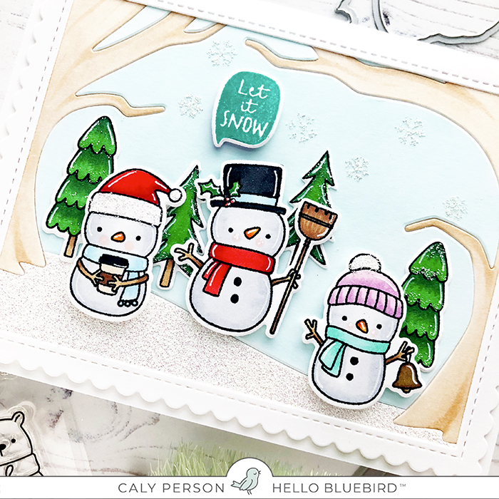 HB - Frosty Friends 2