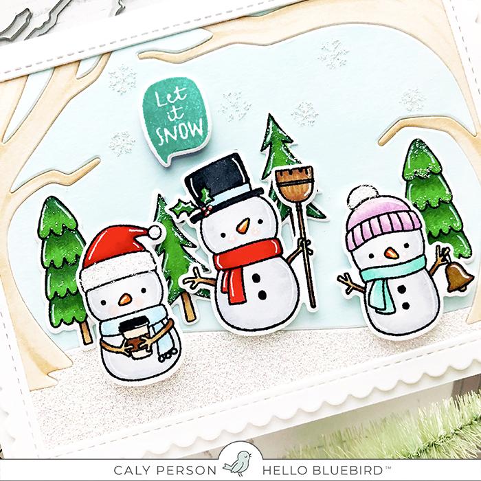 HB - Frosty Friends 3