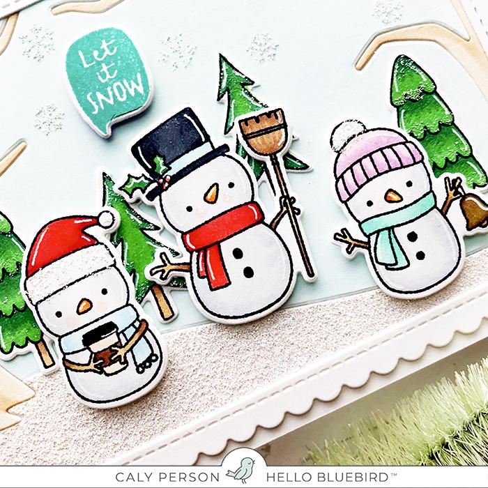 HB - Frosty Friends 4