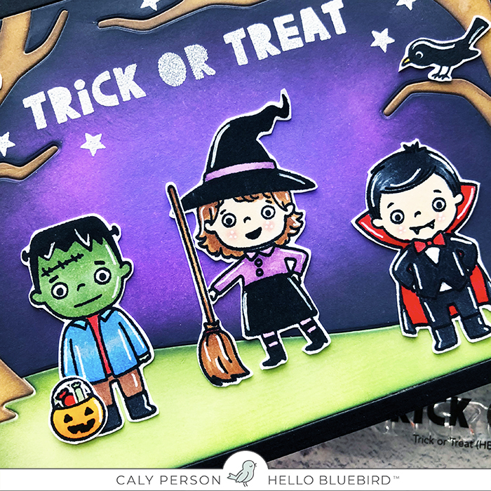 HB - Trick or Treat 3