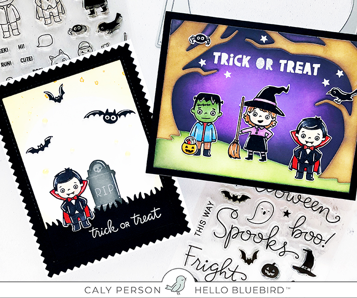 HB Trick or Treat_Spooky Script
