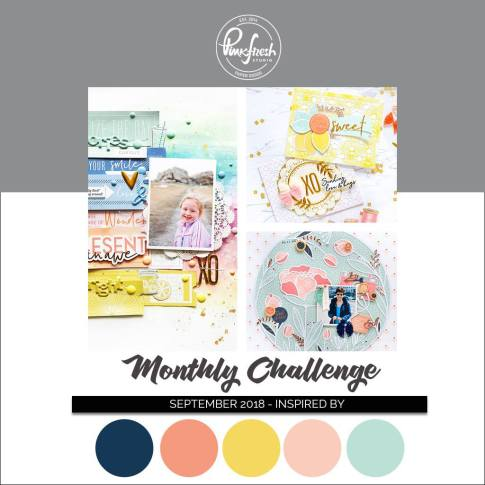 PFS Sept Challenge - Inspired By