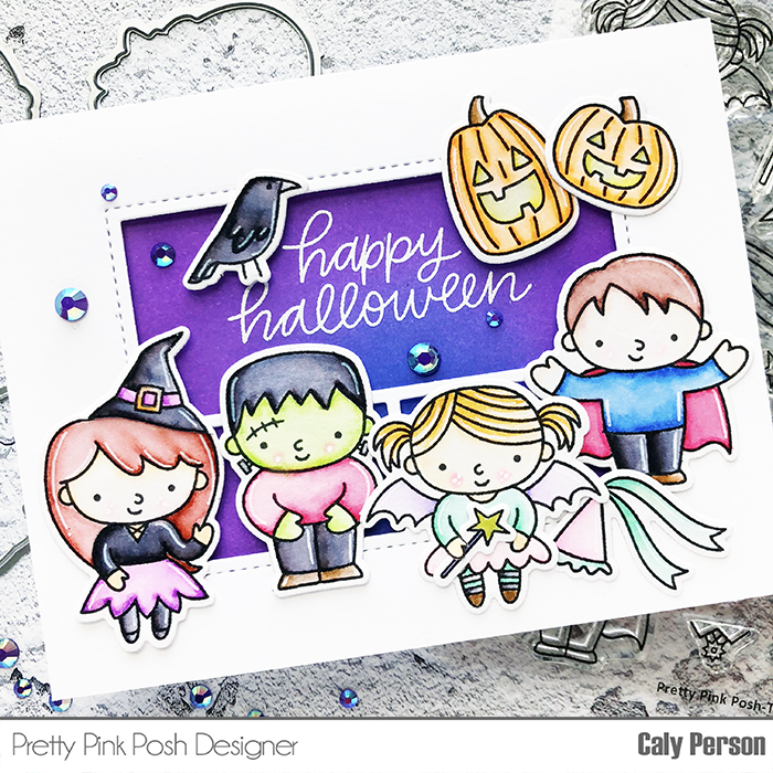 PPP Trick or Treat Friends 2