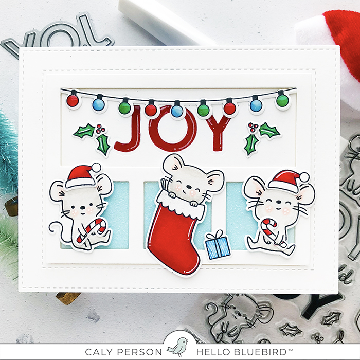 HB Joyful Mouse 1