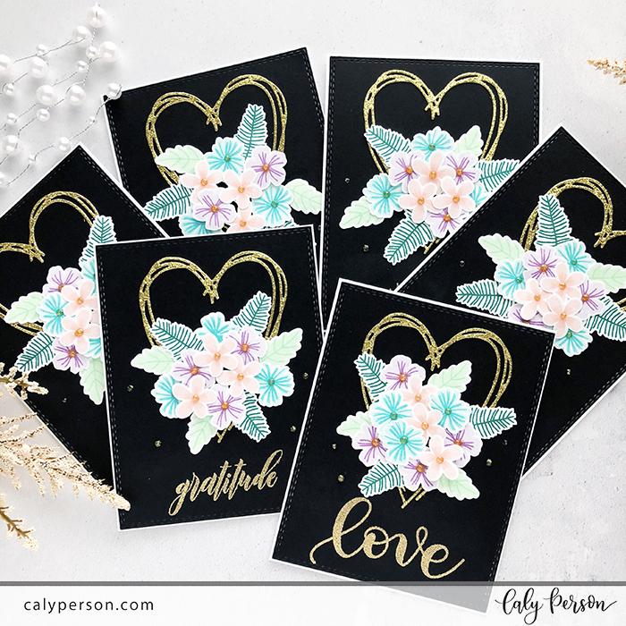 LID Sweet Celebration Wedding Set