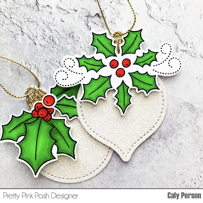 PPP Ornament Tags