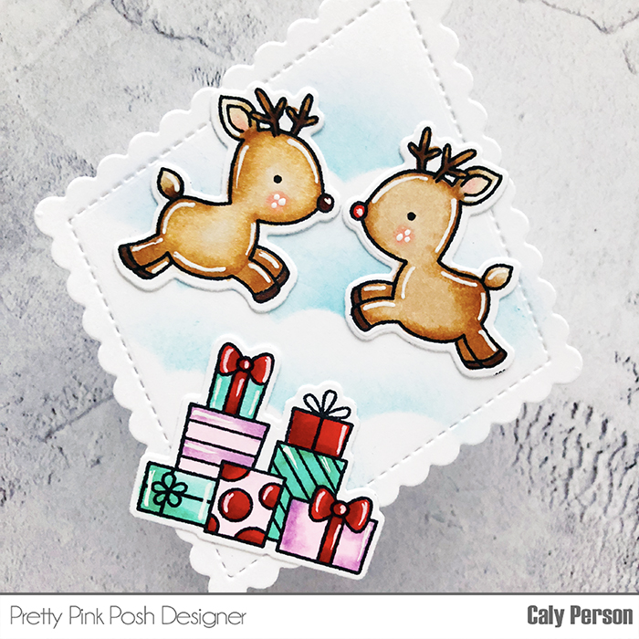 PPP Reindeer Friends Tag 1