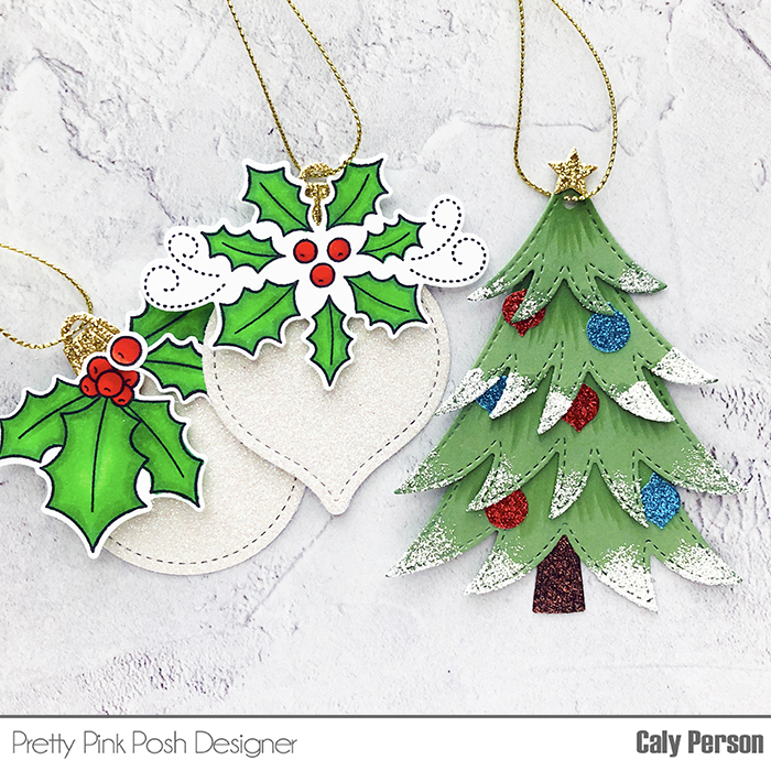 PPP Tree-Ornament Tags