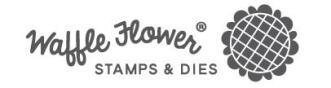 Waffle Flower Logo
