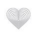 HA Nesting Hearts Infinity Dies