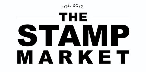the stamp market logo
