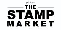 the stamp market logo