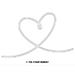TSM Hand-drawn Heart Die