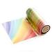 PK Rainbow with Splatters Washi Tape