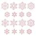 HBS Layering Snowflakes
