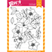 WPlus9 Christmas Rose Bouquet