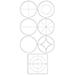 SSS Geometric Builder Circles