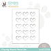 SSS Chunky Hearts Panel