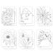Suzy's Winter Florals Watercolor Prints