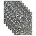 SSS Silver Holographic Copper Design Cardstock