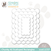 SSS Chunky A2 Scalloped Rectangles
