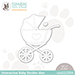 SSS Interactive Baby Stroller