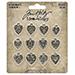 TH Heart Adornments