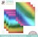 SSS Holographic Rainbow