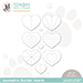 SSS Geometric Builder Hearts