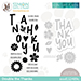 SSS/C9 STAMPtember Double the Thanks Set